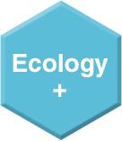 《エコロジー・プラス》ロゴマーク