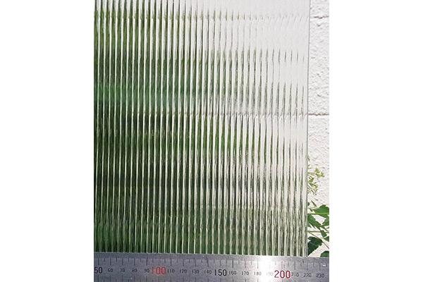 型板ガラス③