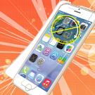 「iPhon用 ジュエリーカバー」のサムネイル画像