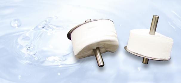 ロハス・フィルター水濾過器内部フィルター及び固定金具