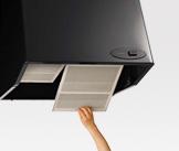 「親水性無機塗装ベラスコートレンジフード用伸縮式フィルター」の特長画像_03