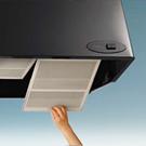 「親水性無機塗装ベラスコートレンジフード用伸縮式フィルター」のサムネイル画像